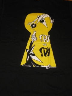 Go to T-Shirt Spy vs. Spy Stanley DeSantis • USA