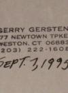 Image of Original Art - Bruce Springsteen by Gerry Gersten
