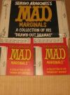 MAD Marginals Counter Top Display Stand w/ Books (USA) Manufactor: Warner Books Publication Date: 1975
