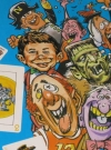 Image of MAD Magazine Card Game Store Display Header Sign Parker Brothers