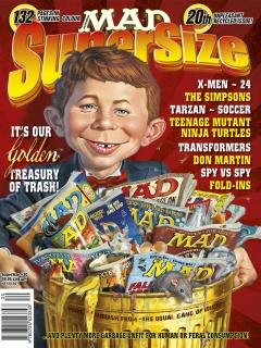MAD SuperSize #20 • Australia
