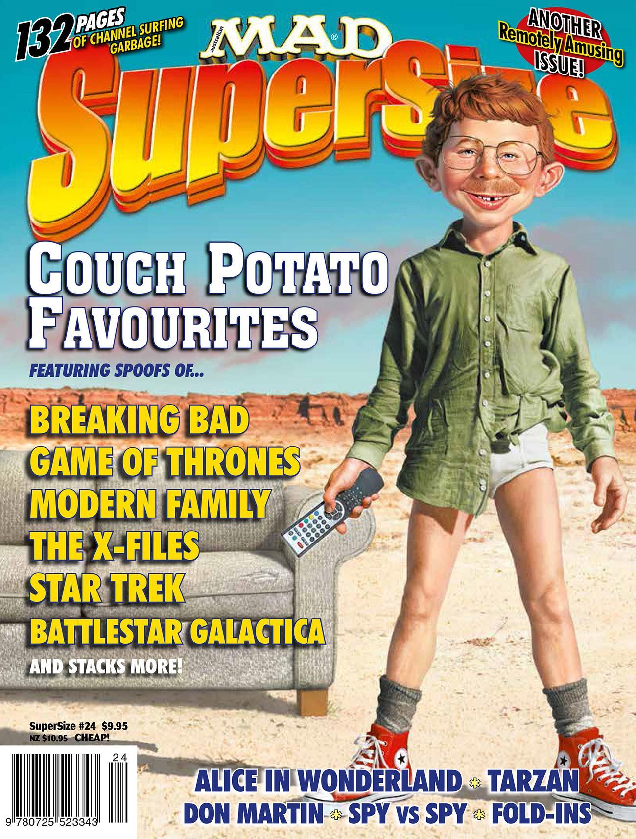 MAD SuperSize #24 • Australia