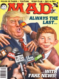 Go to MAD Magazine #504 • Australia