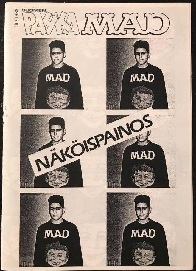 PahkaMAD - Finnish MAD Subscription Premium • Finland