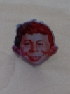 Pin Alfred E. Neuman Face (Fan Made) (Germany)