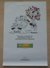 Image of Poster Apple Stix Promotional Don Martin Art
