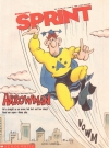 Scholastic Sprint with Don Martin Cover Artwork #12 • USA Publication Date: 8th April 1988