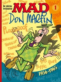 Go to MAD De största tecknarna Vol 1, Don Martin 1956-1965 #1 • Sweden