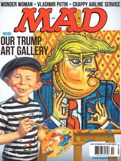 Go to MAD Magazine #547 • USA • 1st Edition - New York