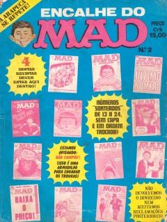 Encalhe do MAD (Vecchi) #2
