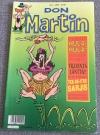 Finnish Don Martin Comic #2 • Finland Original price: 13:50 Publication Date: 1991