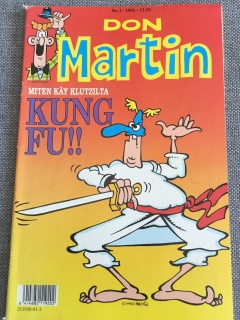 Go to Finnish Don Martin Comic #3 • Finland
