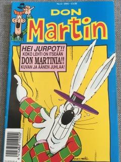 Don Martin • Finland