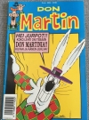 Finnish Don Martin Comic #4 • Finland Original price: 13:50 Publication Date: 1991