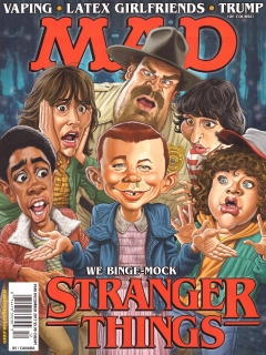 Go to MAD Magazine #548 • USA • 1st Edition - New York