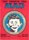 Det Vǽrste Fra Mad 1968 #1 • Denmark • 1st Edition - Williams Original price: KR. 12,50 Publication Date: 1968