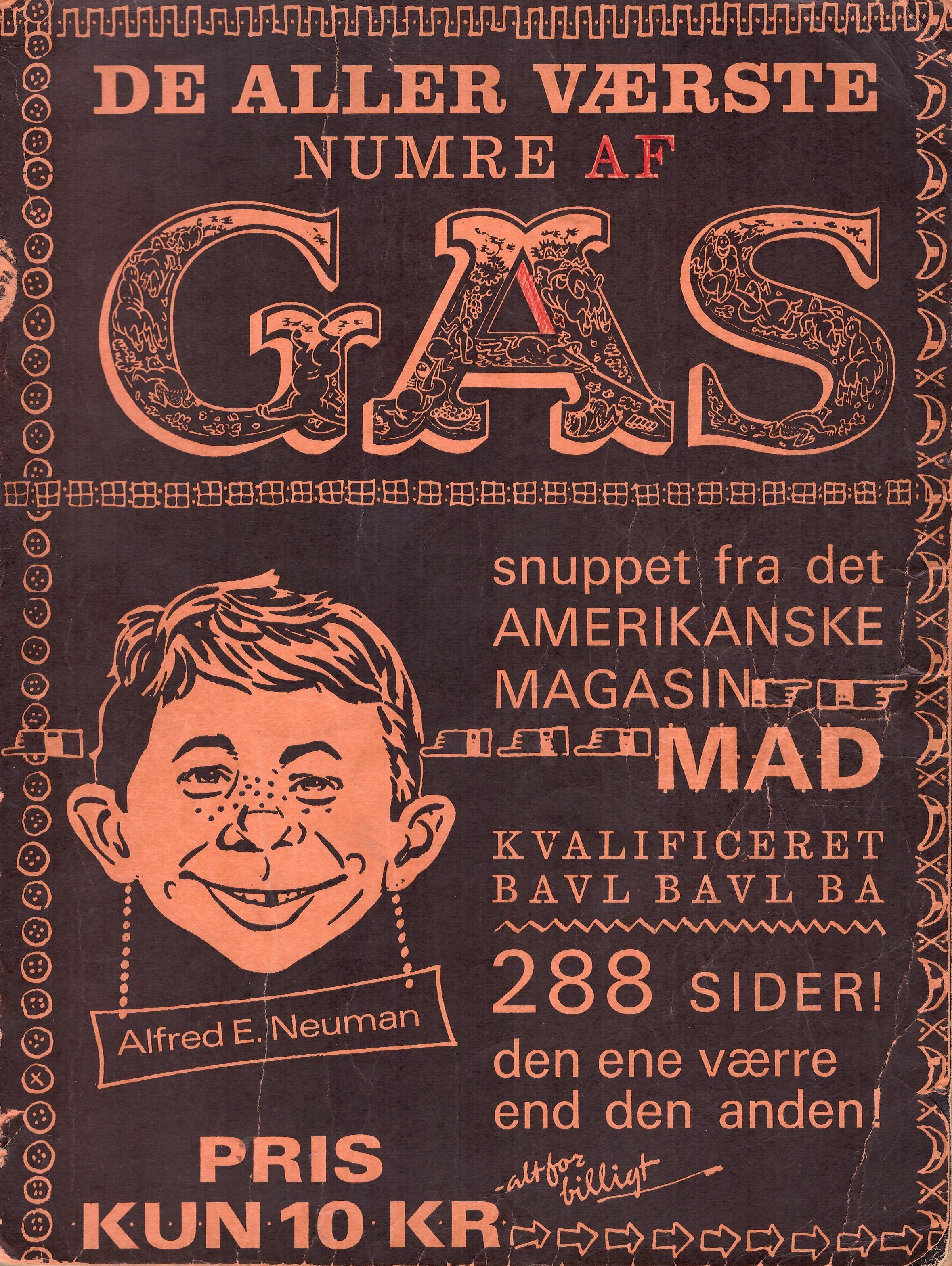 De Aller Vǽrste Numre Af Mad 1963 #2 • Denmark • 1st Edition - Williams