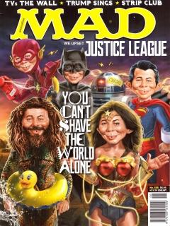 MAD Magazine #506 (Australia)
