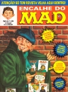 Encalhe do MAD #4 • Brasil • 2nd Edition - Record Original price: NCz$ 1,20