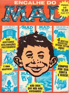 Go to Encalhe do MAD (Vecchi) #1 • Brasil • 1st Edition - Veechi