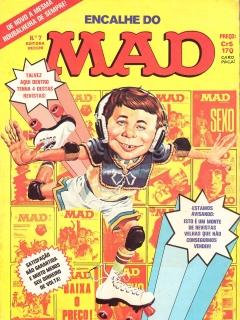 Encalhe do MAD (Vecchi) #7