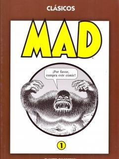 Go to 'Clásicos MAD' Paperbacks #1 • Spain • 3rd Edition - Planeta DeAgostini