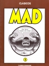 Thumbnail of 'Clásicos MAD' Paperbacks #1