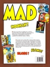 Image of CLÁSICOS MAD Number 1 - Back Cover