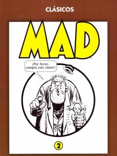 'Clásicos MAD' Paperbacks #2