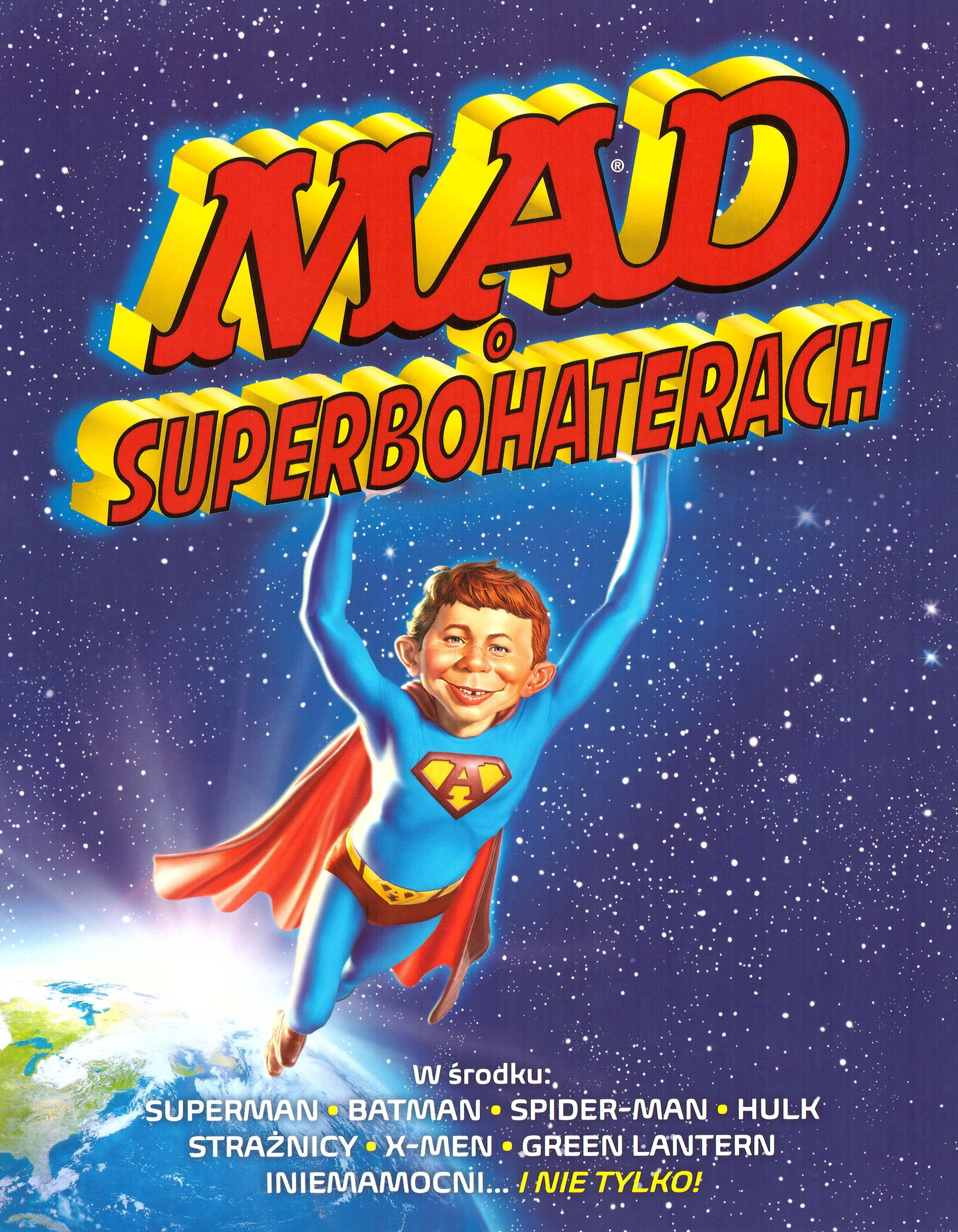 MAD o superbohaterach #2 • Poland