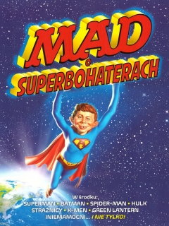 Go to MAD o superbohaterach #2 • Poland