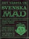 MAD Inbundna årgång #4 (Sweden) Publication Date: 1963