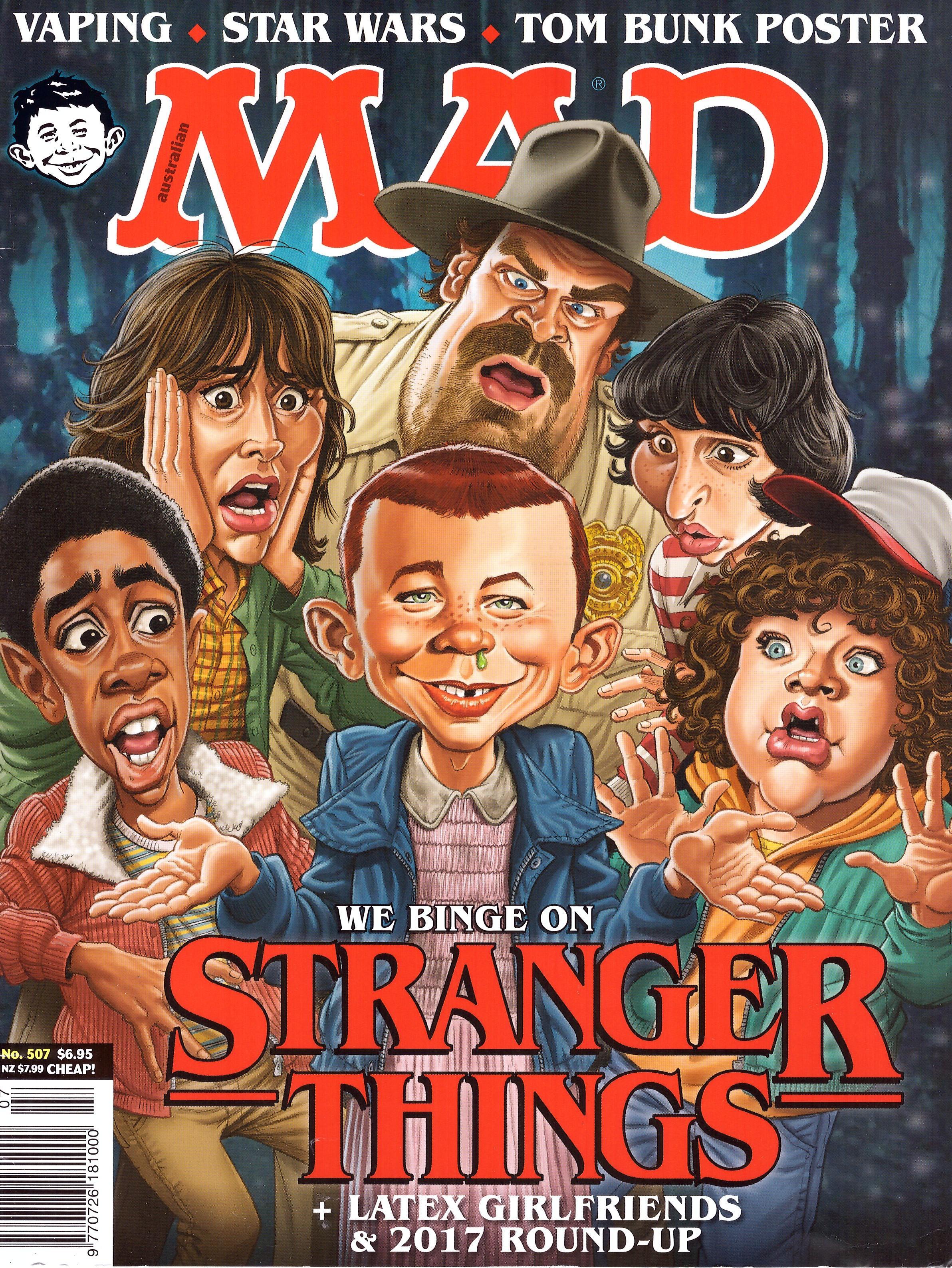 MAD Magazine #507 • Australia