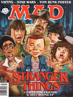 Go to MAD Magazine #507 • Australia