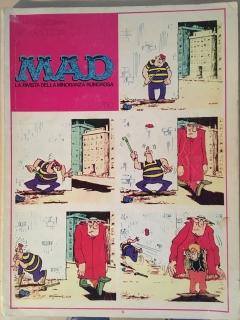 La Famosissima Terza Raccolta Di MAD #3 • Italy • 1st Edition