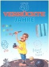 40 Verrückte Jahre - Band 1: Feuerstein & Co. #1 • Germany • 2nd Edition - Dino/Panini Original price: 15€ Publication Date: 1st January 2018