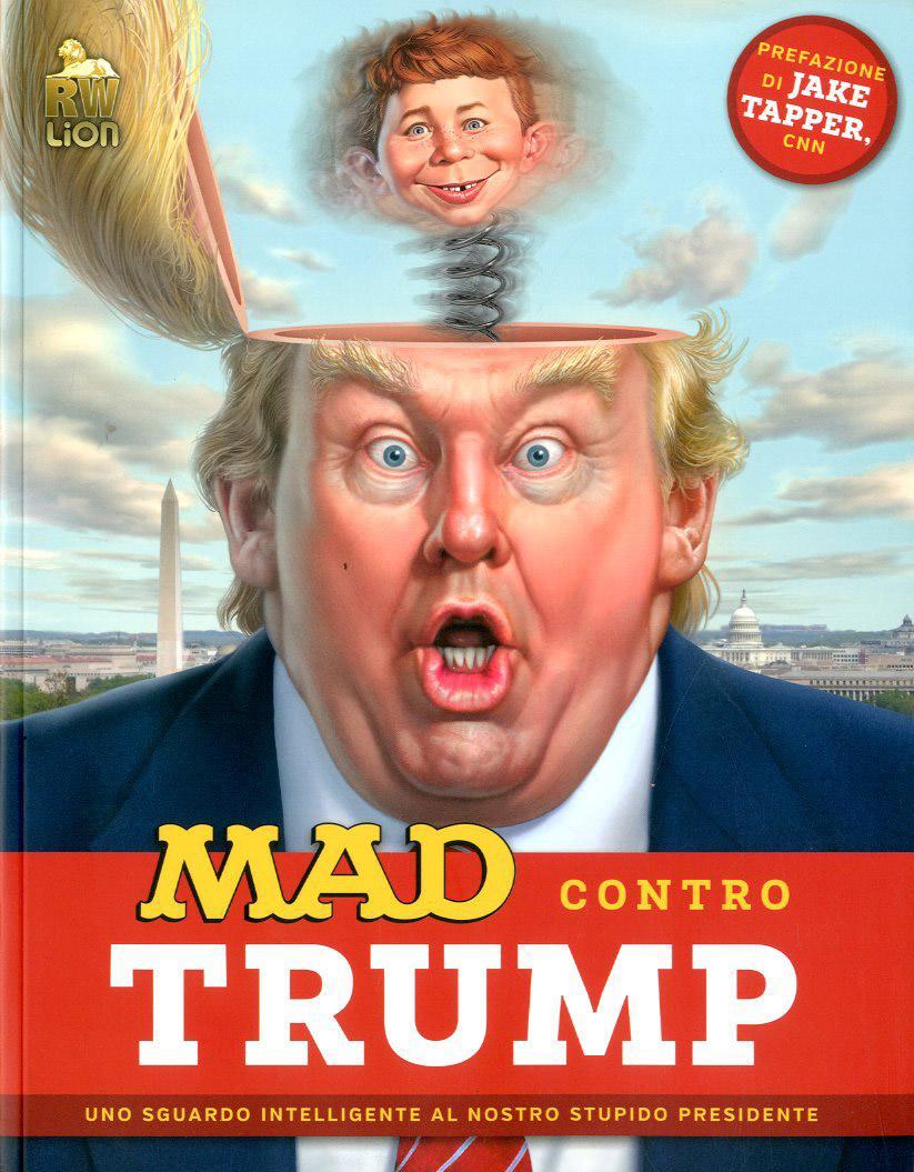 MAD Contro Trump • Italy