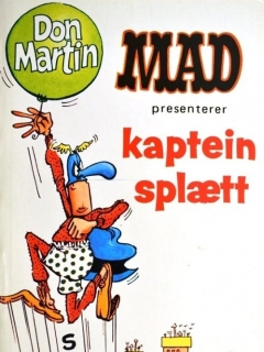 Go to Mad presenterer kaptein splætt #5
