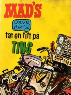 Go to Mad's Dave Berg tar en titt på ting #12 • Norway • 1st Edition - Williams