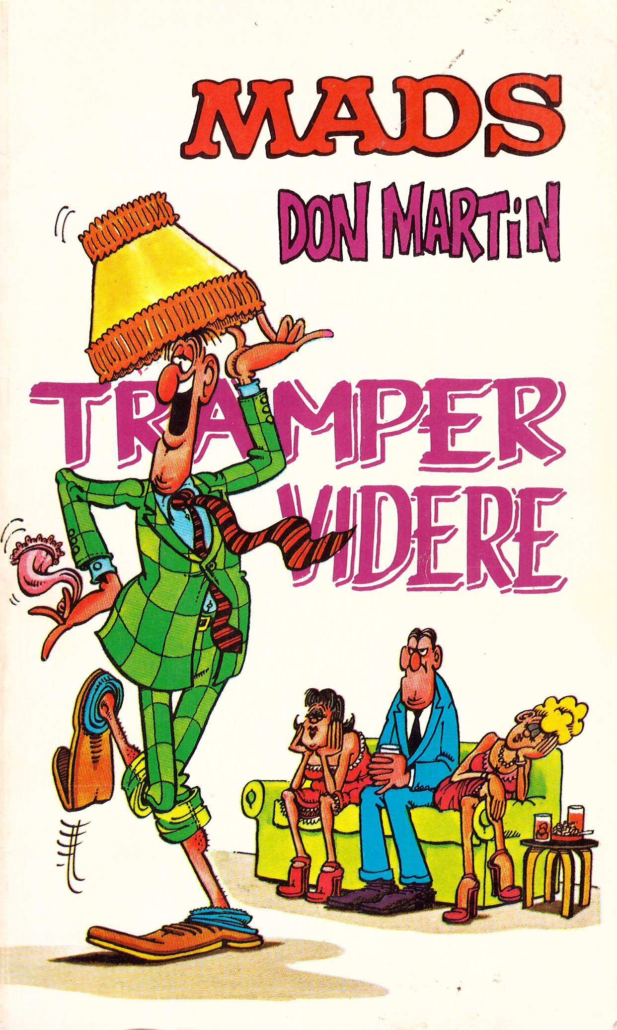 Mads Don Martin tramper videre #15 • Norway • 1st Edition - Williams