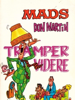 Go to Mads Don Martin tramper videre #15 • Norway • 1st Edition - Williams