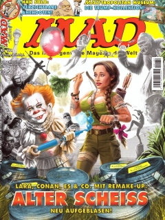 Go to MAD Magazine #182 • Germany • 2nd Edition - Dino/Panini