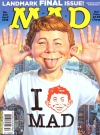 Image of MAD Magazine #550