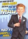 Image of US MAD Magazine #550 - Back Cover