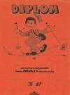 Svenska MAD Telemark Downhill Trophy Diploma • Sweden Manufactor: Svenska MAD Original price: Award Publication Date: 1986