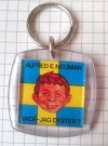 Keyring Swedish MAD Fanclub