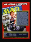 Image of Promotional 'Certified MAD' Folder for Advertiser - First page