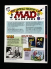 Image of Promotional 'Certified MAD' Folder for Advertiser - Unofficial History of MAD