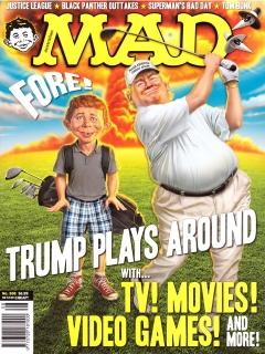 MAD Magazine #508 (Australia)