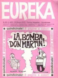 Go to Eureka #33 • Italy